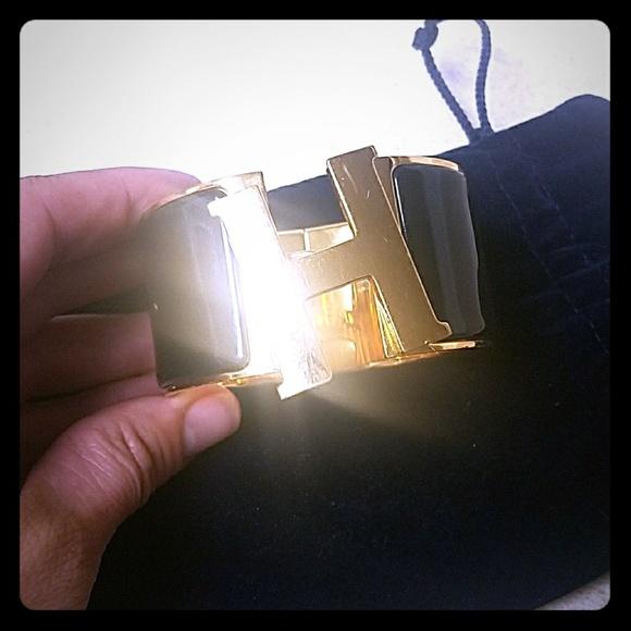 Hermes Jewelry - Hermes cuff bracelet